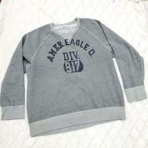 American Eagle Outfitters Oversized Sweatshirt
